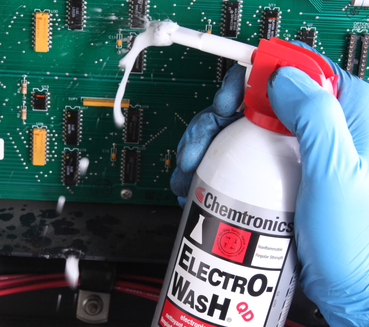 Electro-Wash Degreaser and Precision Cleaner