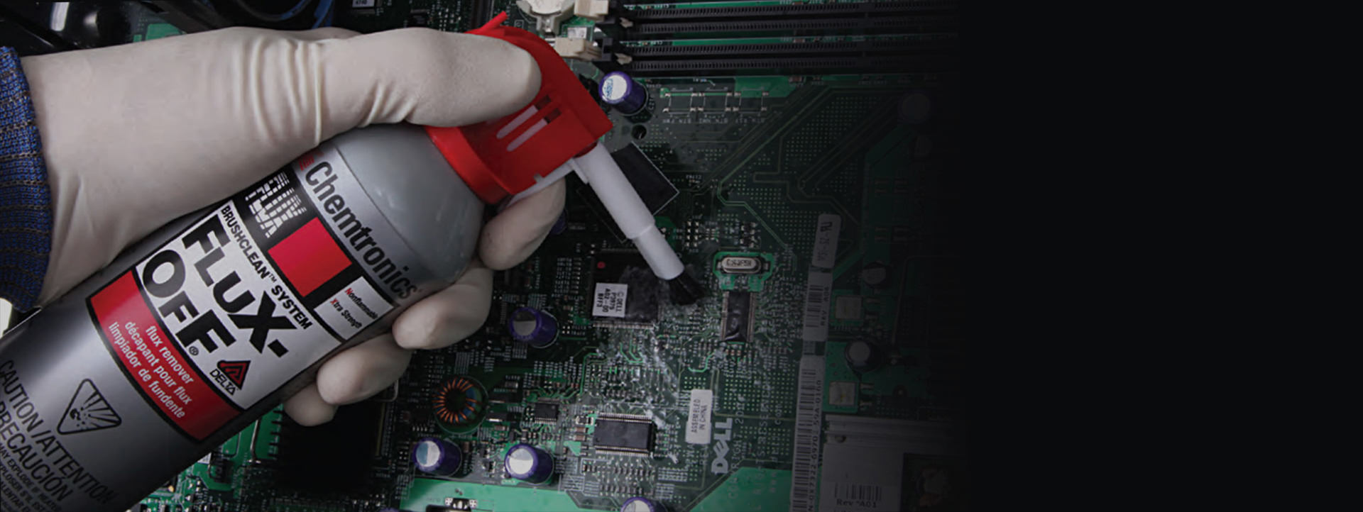 Chemtronics | Electronic Maintenance and Repair Supplies