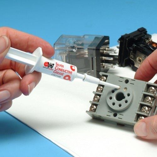 circuitworks® silver conductive grease chemtronics