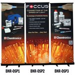 FOCCUS Banner Stands