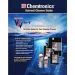 Chemtronics Solvent Brochure - 50/pk