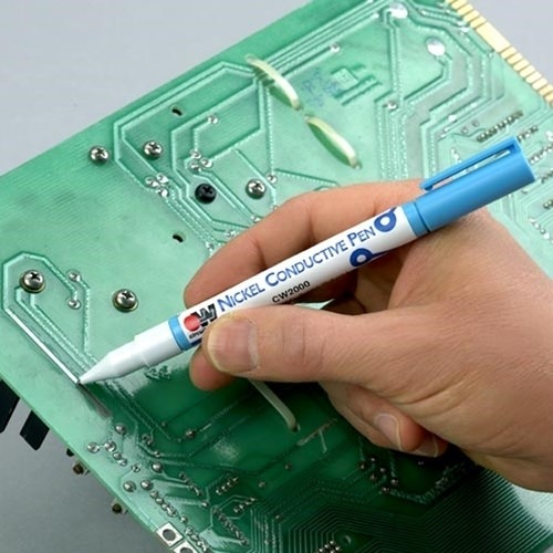 circuitworks® nickel conductive pen chemtronics