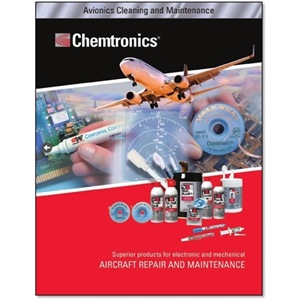 Picture of Chemtronics Aviation Catalog - 25/pk