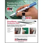 Picture of CircuitWorks Conductive Paint flyer - 25/pk