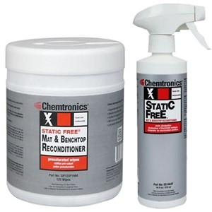 Picture of Static Free Mat and Benchtop Reconditioner