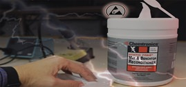 Picture of Try Our New Static Free Mat & Benchtop Reconditioner Wipes